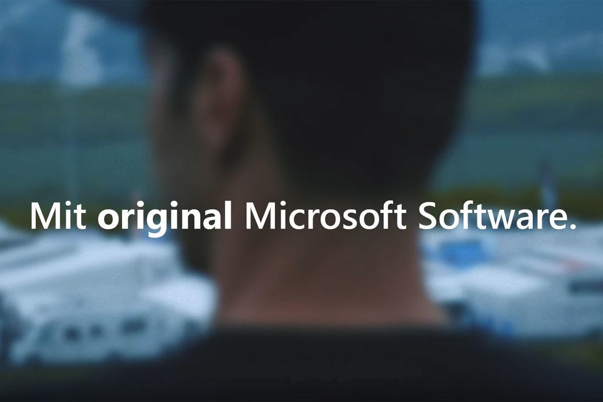 Yazdi Filmproduktion im Auftrag von Microsoft