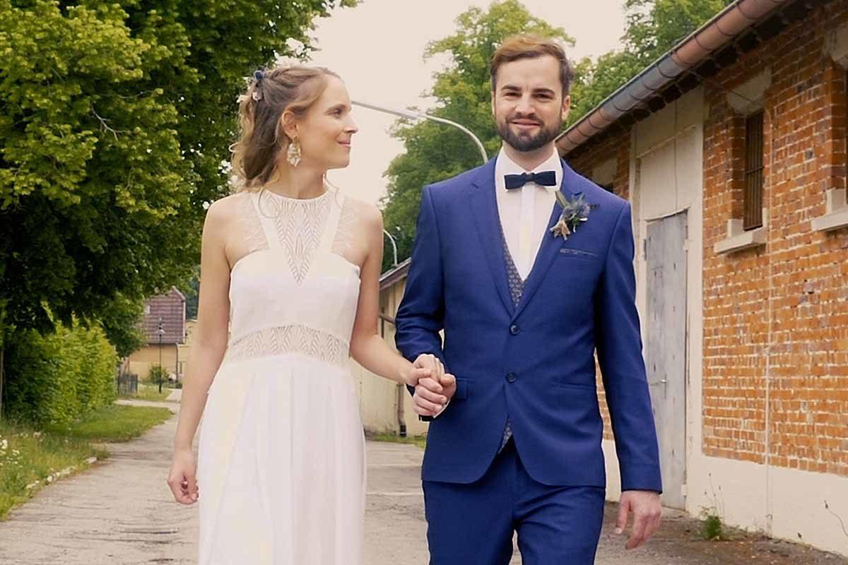 Yazdi Filmproduktion Hochzeitstrailer